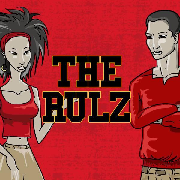 The Rulz Logo